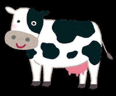 一生 乳牛 の